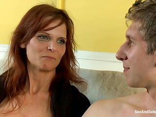 Stepmom fucked very hard